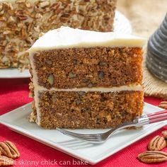 Classic Carrot Cake. Find this and other wonderfully yummy #sundaysupper recipes from food artisans around the world at our site yumgoggle.com