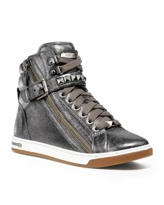 MICHAEL Michael Kors  Glam Studded High Top.