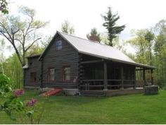 Own your cabin in the woods! Peace and serenity abound in this sunlit glade.. A rare find!