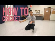 How to Breakdance   Crickets   Power Move Basics - YouTube