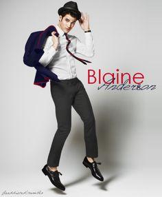 Looking good Mr. Blaine Anderson ;)