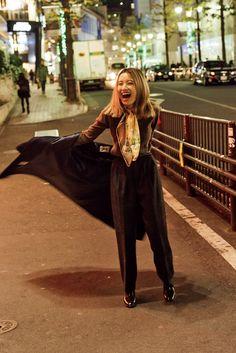 ストリート&SNSをお騒がせ中! おしゃれマスターの私服一挙公開 – 07.メイリン(ZOMBIE-CHANG) singer | GINZA | SNAP