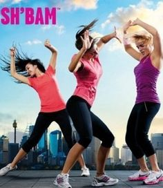 Featuring simple but seriously hot dance moves, SH'BAM™ is the perfect way to shape up and let out your inner star - even if you're dance challenged. #lesmills