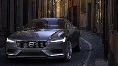Volvo Concept Coupe | Volvo Cars