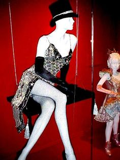 On a Moulin Rouge kick... Satine's 'Sparkling Diamond' outfit. Designed by Catherine Martin.