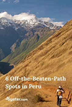 When it comes to Peru, three obvious destinations (Machu Picchu, Lima, and Cusco) never fail to make every top to-do list. But we believe there are several often overlooked, off-the-grid gems dotting the country that deserve some love, too.
