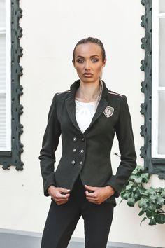 Blazer, Models, Women, Fashion, Cashmere, Mandarin Collar, Jackets, Woman, Moda