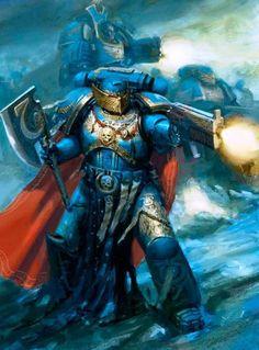 Warrior of Ultramar.
