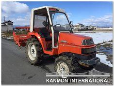 KUBOTA X20 4WD Kubota, Tractors, Japanese, Japanese Language