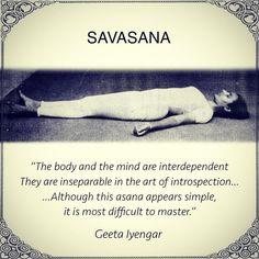 Savasana