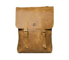 Description Looking for a present? For anything new? ♥ Escape from a boring style 💃. This vintage brown backpack creates your new way. Perfect as a gift for yourself or a loved one. With this bag, you get: • unique design; • elaborate design; • premium quality product. Product details: