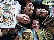 SortirToday - Organise une sortie papot'livres : club de lecture pour les 8-12 ans