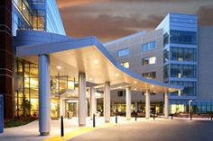 Kaiser Permanente in Modesto, California - one of the country's most eco friendly hospitals