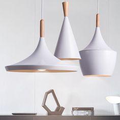 Modern Wood Metal New Ceiling Lamp Chandelier Lights Fixture Pendant Light Lamp #Unbranded #Modern