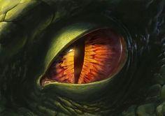 L'Occhio del Drago Verde