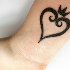 Tattoo Kingdom Hearts