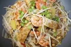Pad Thai, Easy delish dinner fr @GrubKit @WishfulChef