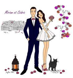 Angeline melin wedding - wedding invitation creation