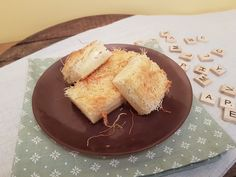 Kadaifi aux fromages French Toast, Dairy, Cheese, Breakfast, Food, Fresh Pasta, Recipe Of The World, Noodles, Cooking Recipes