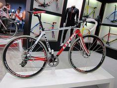 Look X-85 disc cross bike!