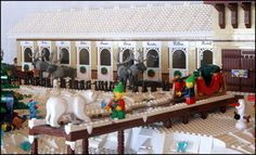Lego Winter Village, Lego Village, Lego Christmas Sets, Legos, Projects To Try, Explore, Building, Photos, Lego Christmas