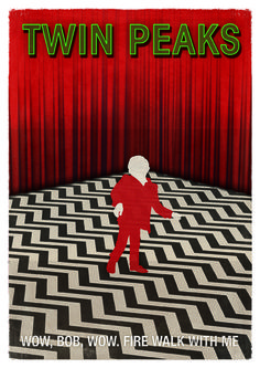 Twin Peaks Red Room - by RedHill Printables