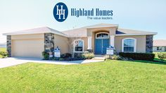 Take a virtual tour of the Remington IV home plan by Highland Homes. This home features 4 beds, 2 baths, 2 car garage, and covered lanai!