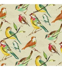 Home Decor  Print Fabric- Richloom Studio Lisette Meadow, , hi-res