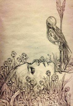 "thievinggenius: ""Done by Chiara Bautista. """
