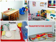 Preschool and Childcare Classroom Environmental Blog Hop | The Preschool Toolbox Blog