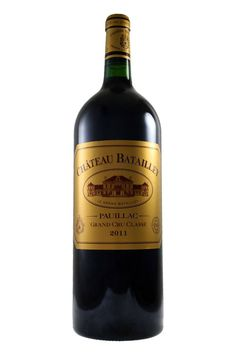 Chateau Batailley Magnum 2011 Chateau Batailley from Fraziers Wine Merchants