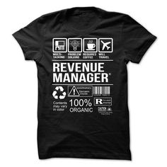 Revenue Manager T-shirt - #gift for dad #money gift. PURCHASE NOW => https://www.sunfrog.com/LifeStyle/Revenue-Manager-T-shirt.html?68278