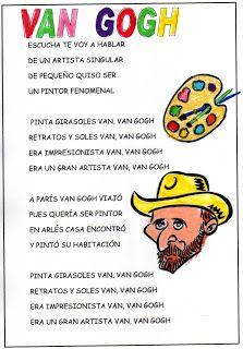 Menta Más Chocolate - RECURSOS PARA EDUCACIÓN INFANTIL: Arte: Poesías y Adivinanzas