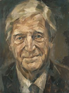 Sir Michael Parkinson by Jonathan Yeo