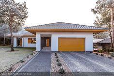 Home Design Plans, Interior S, Smart Home, House Plans, Garage Doors, Yard, House Design, Villa, How To Plan