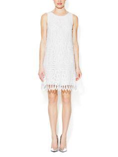 Jordan Lace Shift Dress
