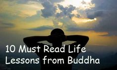 10 Must Read Life Lessons from Buddha