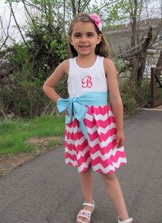 FREE tutorial on how to make a tank dress by Pixie Dust Patterns!!!
