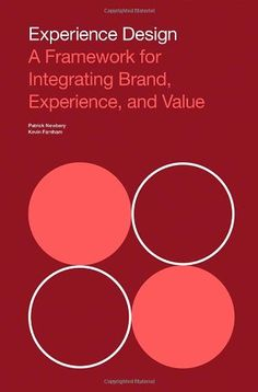 Experience Design: A Framework for Integrating Brand, Experience, and Value by Patrick Newbery Businesses thrive when they can engage customers. And, while many companies understand that design is a powerful tool for engagement, they do not have the vocabulary, tools, and processes that are required to enable design to make a difference. Experience Design bridges the gap between business and design,