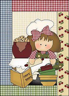 free printable baking card