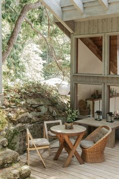 A Multigenerational Family's Cabin Retreat, Unchanged by Time - Remodelista