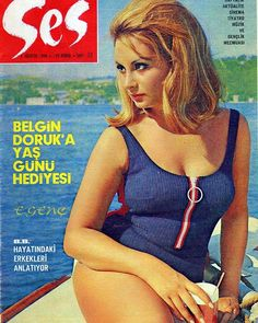 style I presume. Full Movies Download, 1960s Fashion, Turkish Actors, Celebs, Celebrities, Vintage Beauty, Actors & Actresses, Bathing Suits, Style Me