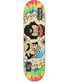 """Flip Penny Cheech And Chong 8.125"""" Skateboard Deck"""