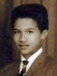 """Ramon """"Chito"""" Valdes Albano was among the Filipino scouts who died in a plane crash in 1963. #kasaysayan"""