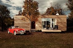 Freedomky Prefab House Combines Low Energy with High Design | Inhabitat - Sustainable Design Innovation, Eco Architecture, Green Building