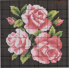 Thrilling Designing Your Own Cross Stitch Embroidery Patterns Ideas. Exhilarating Designing Your Own Cross Stitch Embroidery Patterns Ideas. Dmc Cross Stitch, Cross Stitching, Cross Stitch Embroidery, Embroidery Patterns, Cross Stitch Designs, Cross Stitch Patterns, Cross Stitch Flowers Pattern, Cross Stitch Pictures, Tapestry Crochet