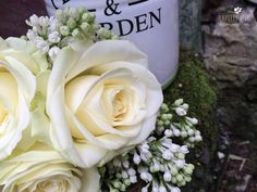 It's Garden Wedding Time!