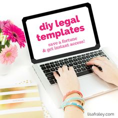 I've created easy, quick DIY legal documents for you to get legally covered lickety-split! You'll love them if you: Need a legal document for your course or program right now (more like YESTERDAY!) Like rolling up your sleeves and doing things yourself to save time and money Want a legal document done in less time …