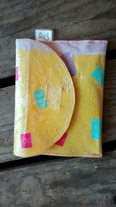 Coin pouch Reduce Reuse Recycle, Upcycle, Fused Plastic, Sustainability, Travelling, Crisp, Recycling, Eco Friendly, Pouch