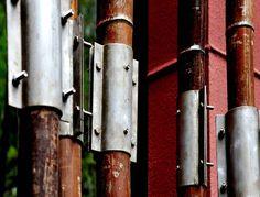 Galería de Portal de bambú / West-line studio - 5